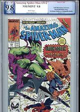 AMAZING SPIDER-MAN #312 Vol.1  -  GRADED NM/MT 9.8!! Marvel PGX