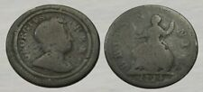 ☆ Spectacular ! ☆ 297 Year Old Colonial Coin ! ☆ Very Nice ! ☆ King George I