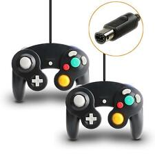 Gamecube Controller 2 Packs Classic Wired Controllers Compatible Wii Nintendo