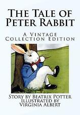 The Tale of Peter Rabbit: A Vintage Collection Edition by Potter, Beatrix