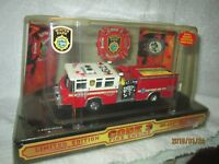 Code 3 Collectibles city of WINTER PARK FLORIDA Fire Department Pierce PUMPER 62