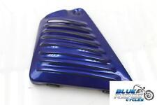2006 HARLEY-DAVIDSON V-ROD OEM LEFT FRAME NECK COVER BLUE VENTS