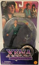 "1998 TOY BIZ XENA WARRIOR PRINCESS KING OF THIEVES AUTOLYCUS 5.5"" ACTION FIGURE"