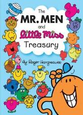 Mr Men & Little Miss Treasury-Roger Hargreaves