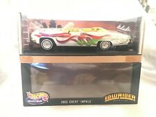 ''1965''CHEVY IMPALA LOWRIDER 'HOT WHEELS' ''NEW,SEALED,MINT''CLASSIC CAR ADD 2