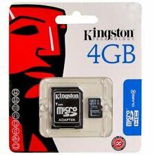 Kingston 4GB  Micro SD SDHC SDXC UHS-I Class