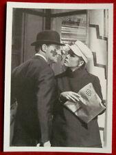 THE AVENGERS - Card #77 - CLOSE SHAVE - Cornerstone 1992 - Diana Rigg