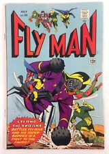 Archie Comics Book (1965) Fly Man #32
