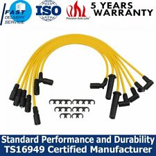 8mm Spark Plug Ignition Wire For CHEVROLET C1500 1996-1998/S10 1996-2004 V6 4.3L