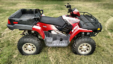 2007 Polaris Sportsman x2 800 Twin Red