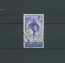 ITALIE - 1949 YT 545 - TIMBRE OBL. / USED