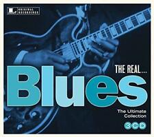 The Real... Blues Collection - Various (NEW 3CD)