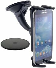 Arkon SM668 Sticky Suction Windshield Car Mount for HTC One, One M8, Windows 8X