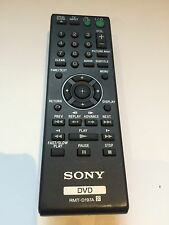SONY DVD CD Remote for DVP-SR110, DVP-SR115, DVP-SR120, DVPSR310P, DVPSR320