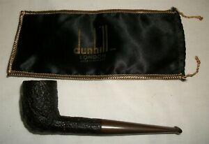 Vintage Dunhill Shell Briar 252 F/T Estate Tobacco Smoking Pipe England 4S