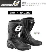 Stivali RACING moto strada GAERNE GRW black nero 2406001