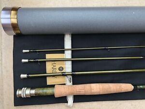 hardy zephrus sintrix 400 fws 9ft #6 trout fly fishing rod
