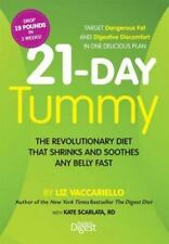 21-Day Tummy: The Revolutionary Diet that Soothes and Shrinks Any-ExLibrary