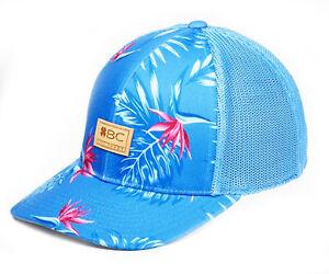NEW Black Clover Live Lucky Rainforest Blue Snapback Golf Hat/Cap