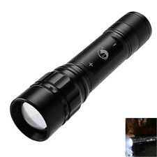 High Powerful Focus 6000 Lumens 3Modes XML T6 LED 18650 Flashlight Torch Lamp