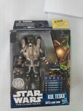 Star Wars Clone Wars - 3.75 inch scale - Kul Teska