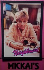 """TOPPS """"NEIGHBOURS"""" TRADING CARD NUMBER 37 1988 (Grundy Television) - New & Mint"""