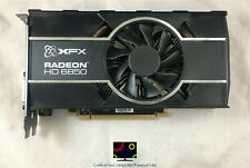 XFX RADEON HD6850 BLACK EDITION AMD GPU 1GB GDDR5 Graphics Cards HD-685X-ZNBC