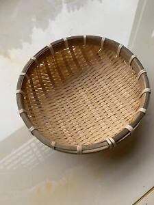 Hand-woven Bamboo Baskets Storage Basket Fruits