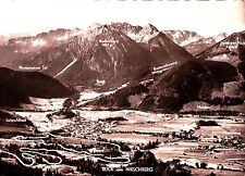 Allgäuer Alpen , Blick vom Hirschberg , Ansichtskarte , 1962 gelaufen