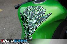 Kawasaki Z1000SX 2011-16 Motorcycle Tank Pad Tankpad Motografix Gel Protector
