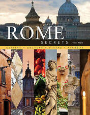 Rome Secrets: Cuisine Culture Vistas Piazzas by Susan Wright (Hardback, 2013)