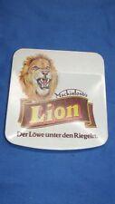 Alte Reklame Zahlteller Mackintosh´s Lion Der Löwe unter den Riegeln