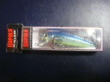 Rapala Husky Jerk Hj8 colgante Señuelo pesca 7.1ml/6g varios colores Sábalo azul de vidrio