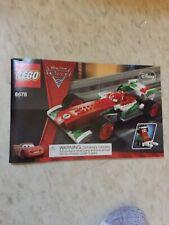 LEGO # 8678 - ULTIMATE BUILD  -- Disney Pixar CARS 2 -NEW SEALED BAGS -NO BOX--