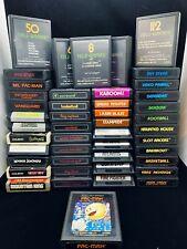 Atari 2600 Loose Cartridge Lot | You Choose! | Bundle B2G1 Free! | Free Shipping