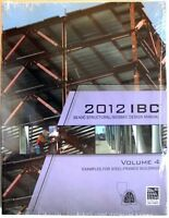 2012 IBC Structural/Seismic Design Manual Vol 4: Examples for Steel-Framed Bld'g