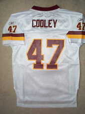 REEBOK Washington Redskins CHRIS COOLEY nfl Jersey YOUTH KIDS BOYS (m-medium)