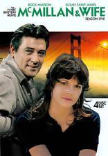 NEW SEALED DVD Set: McMillan & Wife: Season Five [4 Discs] NBC MYSTERY MOVIE