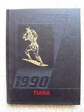 1990 PIUS X HIGH SCHOOL YEAR BOOK, DOWNEY CALIFORNIA