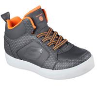 SKECHERS ENERGY LIGHTS 90604L CCOR scarpe bambino ragazzo donna sneakers luci
