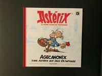 Astérix la grande galerie des personnages n°5. Agecanonix Hachette 2012