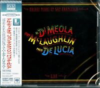 AL DI MEOLA, JOHN MCLAUGHLIN, PACO DE LUCIA-FRIDAY NI...-JAPAN BLU-SPEC CD2 D73