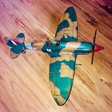 Spitfire model Aircraft- Plastic / Metal - 17 Inch