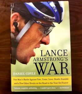 SIGNED! Lance Armstrong's War: One Man's Battle Against...  - VERY GOOD