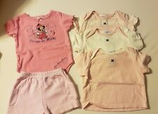 Baby Girl Size 3-6 Months Spring & Summer Clothing Lot 12 pieces