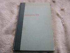 Summoned by Bells John Betjeman Second Printing 1960