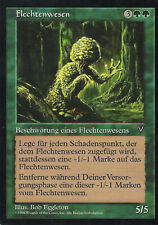 FLECHTENWESEN Magic MTG VISIONS TOP Rare Top Mint