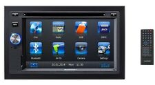 Blaupunkt San Diego 530 World 2 DIN Doble CD MP3 DVD USB Bluetooth /mercancía B