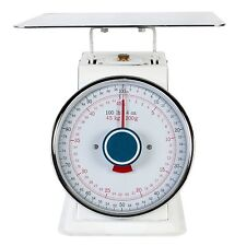 Thunder Group GT-100 100LB Mechanical Scale Rustproof and washable, SCSL007 New