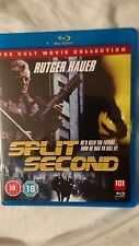 SPLIT SECOND  BLU-RAY RUTGER HAUER NEW
